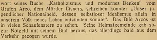 Emil Julius Gumbel: Vier Jahre politischer Mord, 5. Auflage, 1922, Seite 131